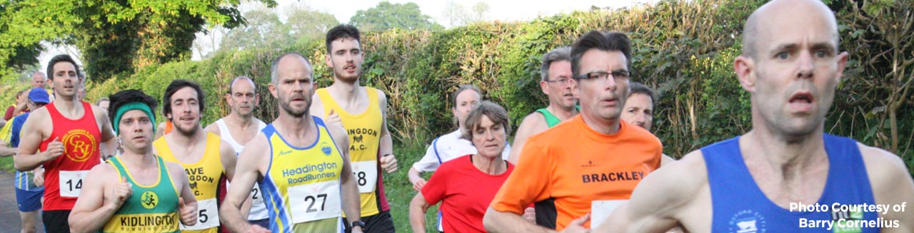 Cottisford 5km